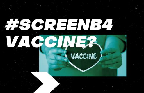 #ScreenB4Vaccine